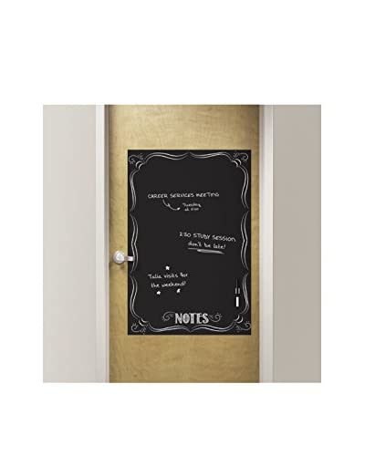 Brewster Bistro Notes Giant Novelty Dry Erase Decal