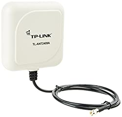 TP-Link TL-ANT2409A 2.4GHz 9dBi Directional Antenna (White)