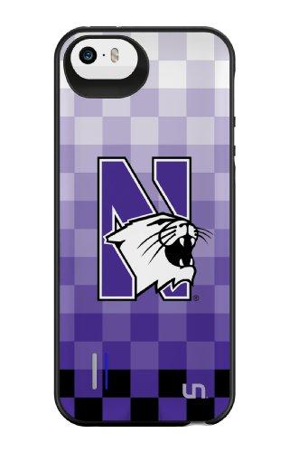 Uncommon LLC Northwestern University Pixel Stripe Power Photo