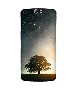 Sky And Tree Oppo N1 Case