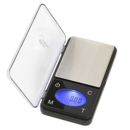 Smart Weigh Zip300 Ultra Slim Digital Pocket Scale With Counting Feature, 300 By 0.01G
