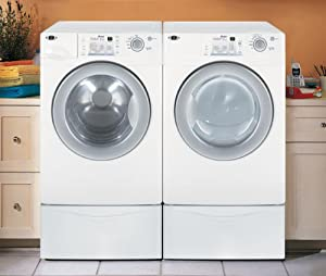 Maytag Neptune Mdg6700aww 27 Gas Dryer With 7 1 Cu Ft Capacity 2 Dry Cycles And