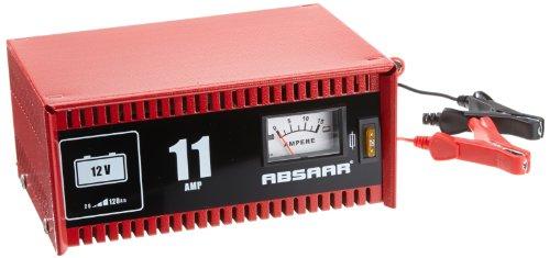 Absaar 77906 Batterieladegerät 11 AH 12V speziell Dieselfahrz.