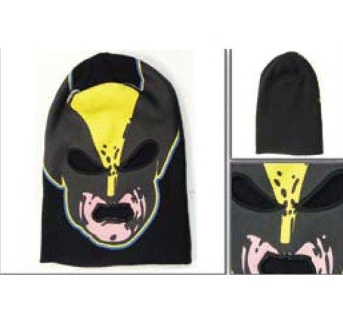 : Marvel Comic: Beanie Cap Hat Cosplay - X-Men Wolverine