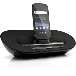 Buy a New Philips Speaker Dock and Receive a $15 MP3 and $15 Amazon Appstore Credit