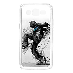 a AND b Designer Printed Mobile Back Cover / Back Case For Samsung Galaxy Grand 2 (SG_G2_1280)