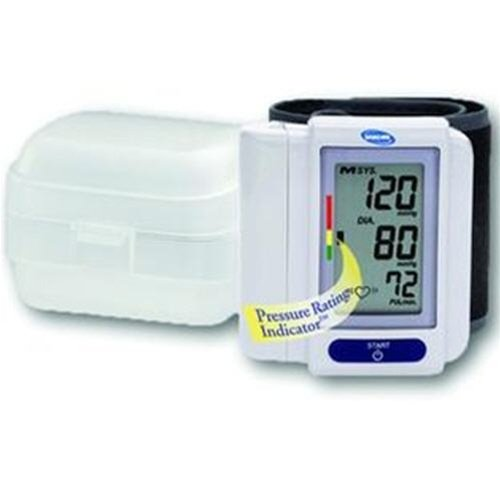 Cheap Invacare® Deluxe One Touch Digital Wrist Blood Pressure Monitor (ISG4004139)