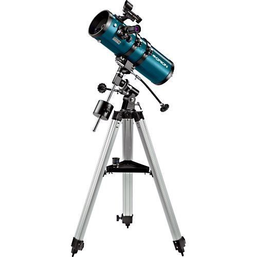 Orion 09798 StarBlast 4.5 Equatorial Reflector Telescope (Blue)