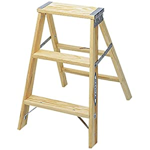 Babcock Wood Step Ladder Bw335 Stepladders Amazon Com
