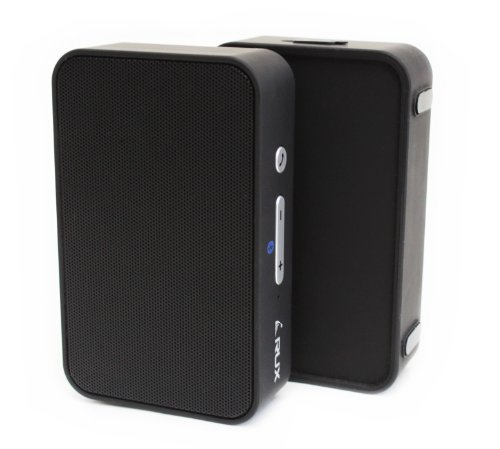 Rux Blue Tooth Wireless Speakers (Adp-108Bt/Black)