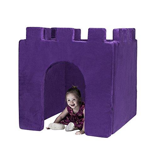 Jaxx Castle Soft Foam Playhouse for Kids