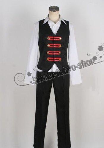 高品質コスプレ衣装 海賊戦隊ゴーカイジャー風◆キャプテン・マーベラス コスチューム、コスプレ