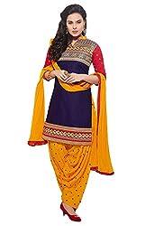 RadadiyaTRD Multi Colour Fancy Patiala Salwar Suit