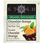 Organic Chocolate Orange Herbal Tea
