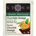 Organic Chocolate Orange Herbal Tea