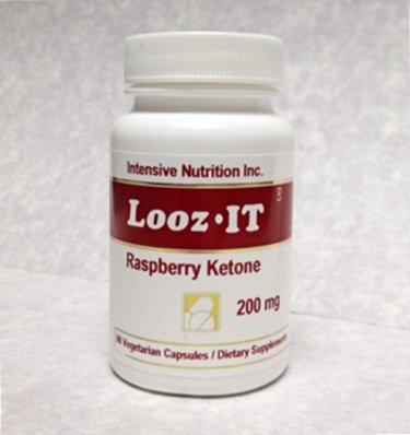 Intensive Nutrition - Looz-It Raspberry Ketone, 200Mg 90C