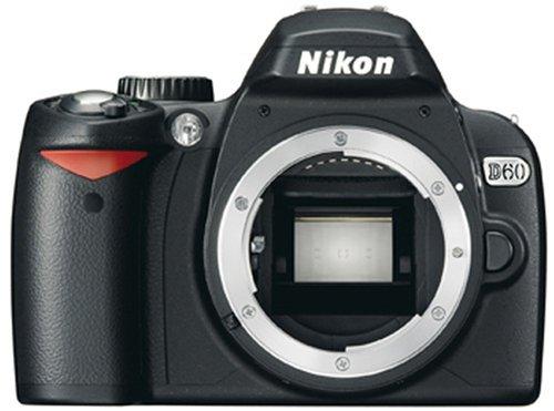 Nikon D60 Black Body