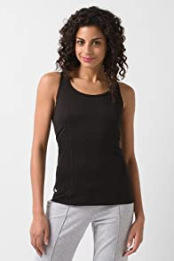 Technical Jersey Mixed Mesh Tank