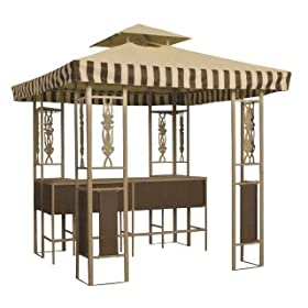 """8x8 gazebo"" 