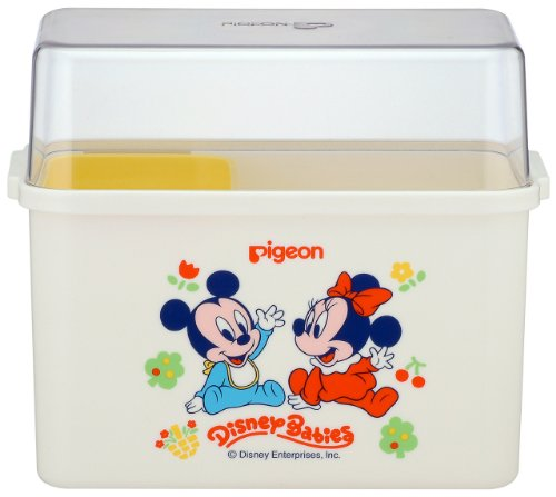Pigeon Mill Case Disney Baby (Japan Import) front-1062155