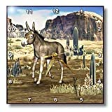 Donkey in the Southwestern Desert