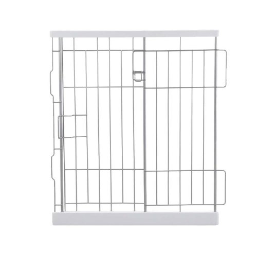 Richell Expandable Pet Pen Divider, Small, Origami