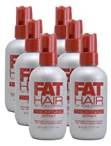 Scratch &amp; Dent: <br />Case of 6 Fat Hair Thickening Spray (Original Formula))
