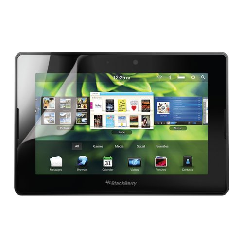 Hip Street HS-PBSCRPRO Screen Protector Kit for Playbook (Clear)