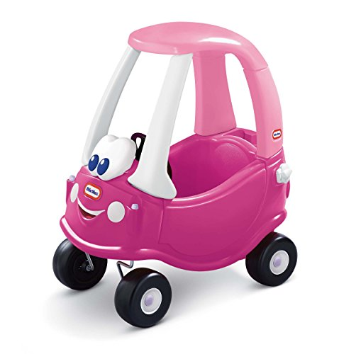 Check Out This Little Tikes Princess Cozy Coupe Ride-On