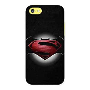 Delighted Premier Knight Vs Day Multicolor Back Case Cover for iPhone 5C