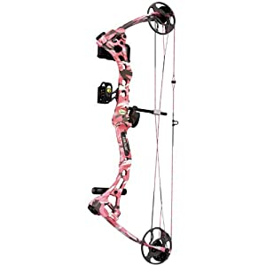 Bear Archery Apprentice Ready to Hunt Compound Bow Package Right Hand by Bear Archery