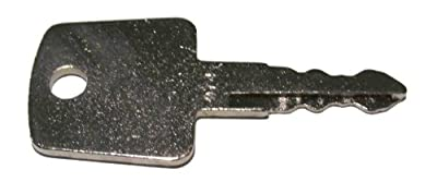 Ignition key for Sakai (Newer), Part Number 974
