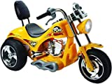 Mini Motos Red Hawk Motorcycle 6v Yellow