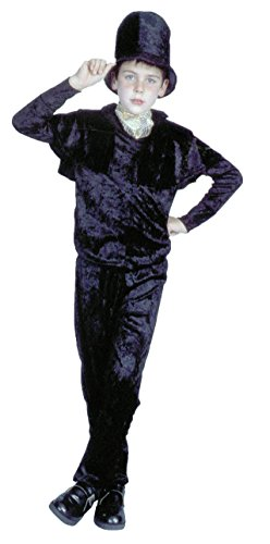 Child Medium (8-10) - Grave Digger Costume