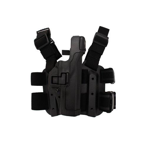 Black Hawk Tac Serpa Lvl 3 Rh Md.# 430600Bk-R
