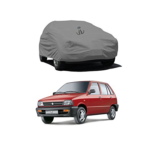 UTTU Grey Matty car cover MARUTI 800