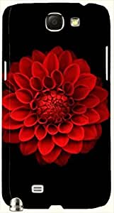Significant multicolor printed protective REBEL mobile back cover for Samsung Galaxy Note II N7100 D.No.N-L-15755-N2