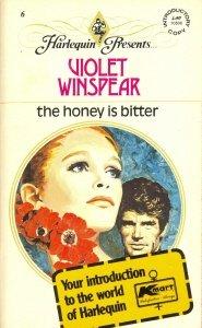 The Honey is Bitter, Violet Winspear
