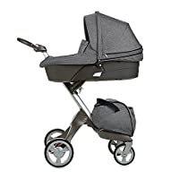 Stokke® Xplory® Stroller and Carry Cot Combo