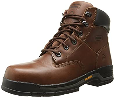 Wolverine Men's W04906 Harrison Boot, Brown, 7 M US