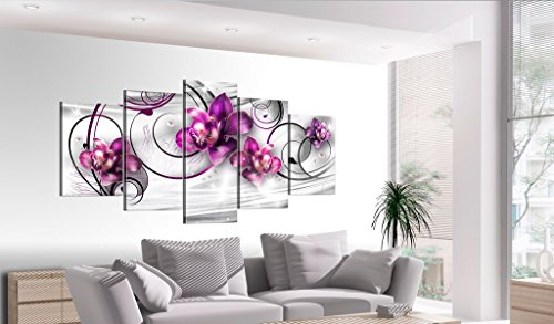 impression sur toile 100x50 cm 3 couleurs choisir 5. Black Bedroom Furniture Sets. Home Design Ideas