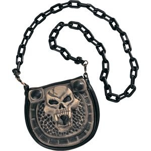 Pocketbook of Doom Halloween Accessory