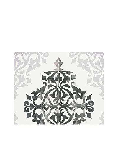 Effeline carta da parati in tnt typo patchwork argento for Effeline parati