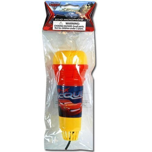 Disney Pixar Cars 2 Echo Microphone for Kids - 1