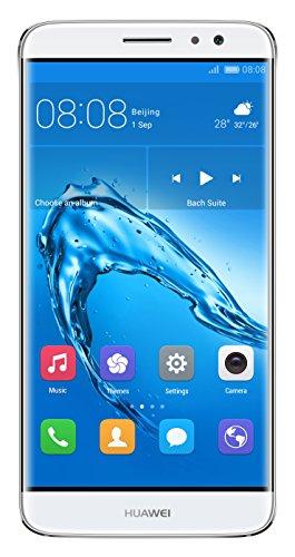 Huawei 51090SGT Nova Plus Smartphone da 32GB, Dual SIM, Argento