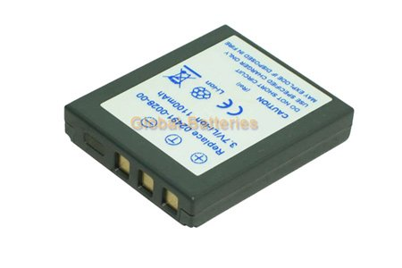 3.70,1100mAh,Li-ion,Replacement Digital Camera Battery for ACER CR-8530,MAGINON DC-8300,MEGAPIX Vx8,REVUE DC-8000,TRAVELER DC-8300, ROLLEI Prego 8330, Prego DP8300, Prego DP8330, RCP-7430XW,HITACHI HDC831E, Compatible Part Numbers: 02491-0028-01,02491-002