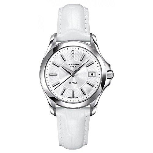 Certina Ladies 'Watch XS Analog Quartz Leather c004.210.16.036.00