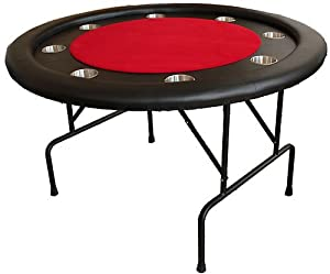 8 seat round red baize poker table toys games for 12 seater poker table