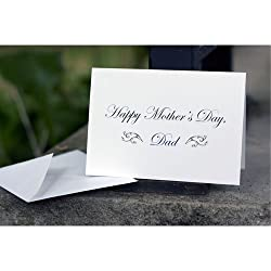 """Happy Mother's Day, Dad"" Card"