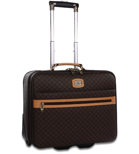 Rioni Travel Bag Brown Gold